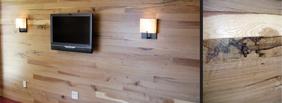 Wall Paneling Wood From The Hood Residential