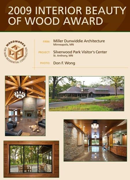 Wood From the Hood Interior Beauty Award