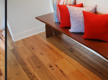 Walnut Table and Bench Wood From the Hood