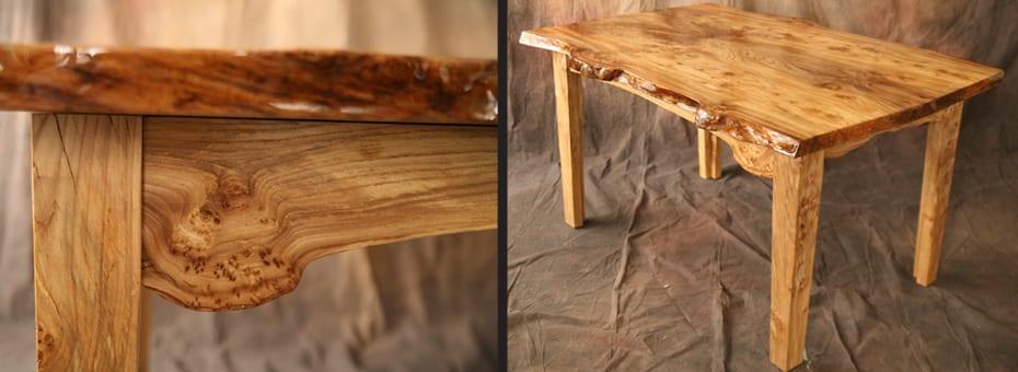 Urban Wood Table