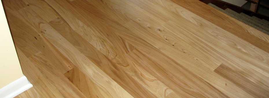 Hardwood Floor Wood From The Hood