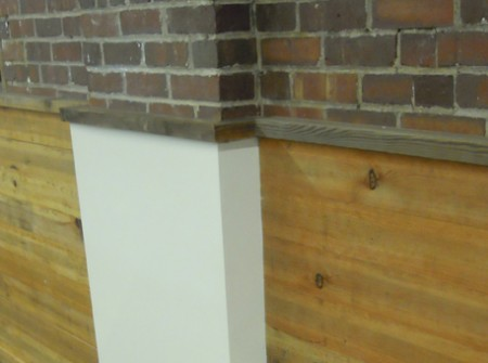 Wall Paneling Commercial Wood From the Hood