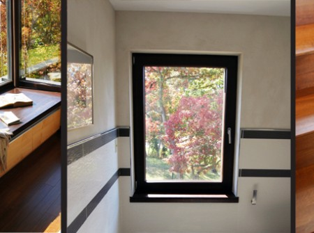window trim staircase Wood From The Hood