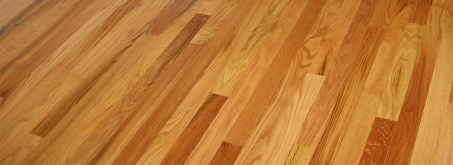 White oak hardwood floors vs red gurus floor