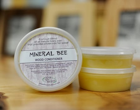 Mineral Bee Wood Conditioner Wood From the Hood Minneapolis