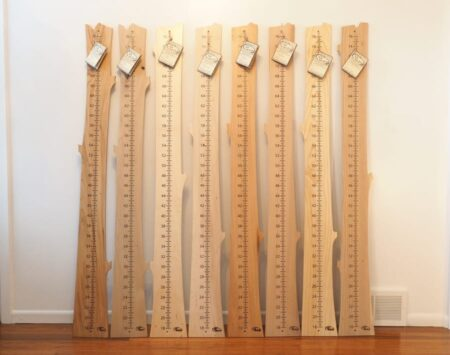 Growth Charts Reclaimed Wood From The Hood