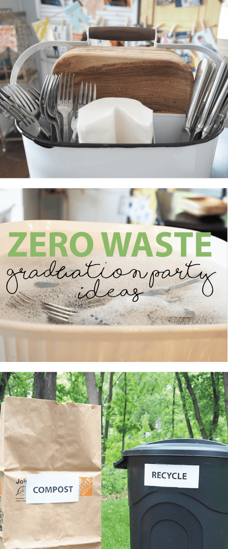 3 Zero-Waste Graduation Party Ideas