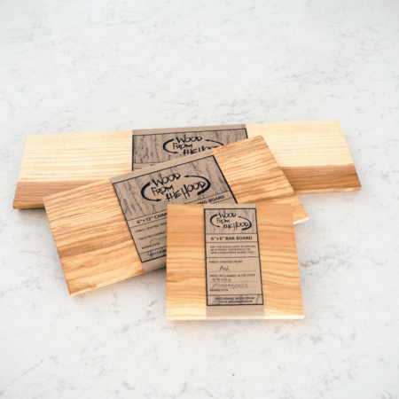 Charcuterie Serving Board Ash Appetizer