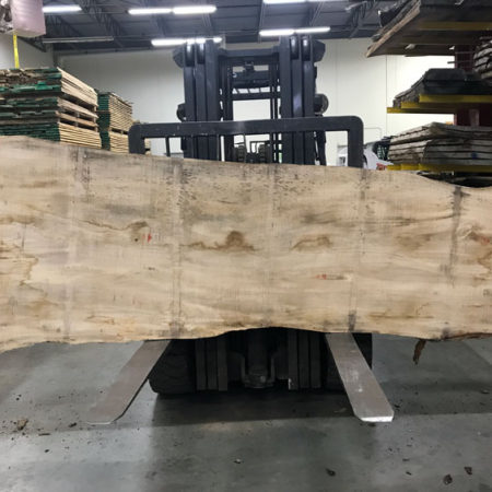 Natural Live Edge Slab Wood From the Hood Minneapolis