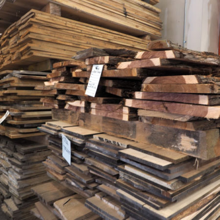 Live- Cut-Edge Urban Lumber Wood From the Hood Minneapolis