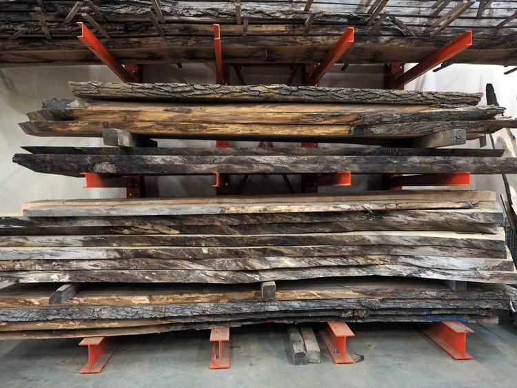 Urban Lumber Slabs Reclaimed Wood From The Hood