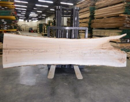 Ash Live Edge Slab Wood From the Hood Minneapolis