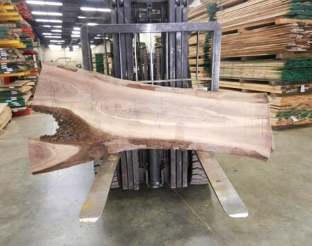 Black Walnut Live Edge Slab Wood From the Hood Minneapolis