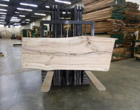 Hackberry Live Edge Slab Wood From the Hood Minneapolis