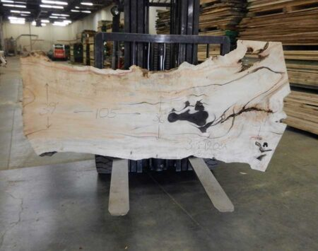 Boxelder Live Edge Slab Wood From the Hood Minneapolis