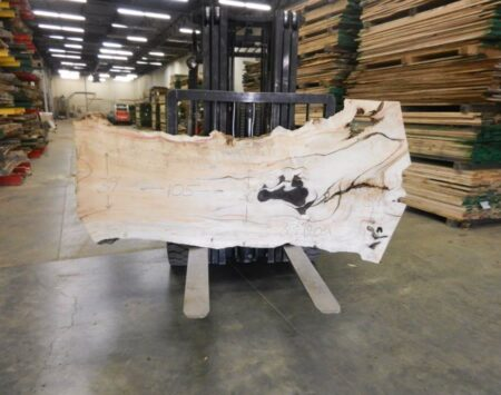 Boxelder Natural Edge Slab Wood From the Hood Minneapolis