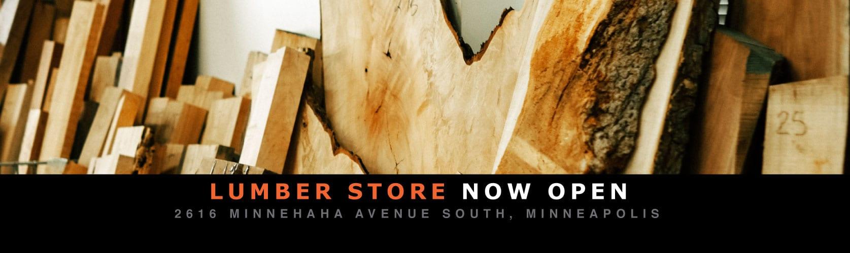 lumber Minneapolis reclaimed urban wood from the hood