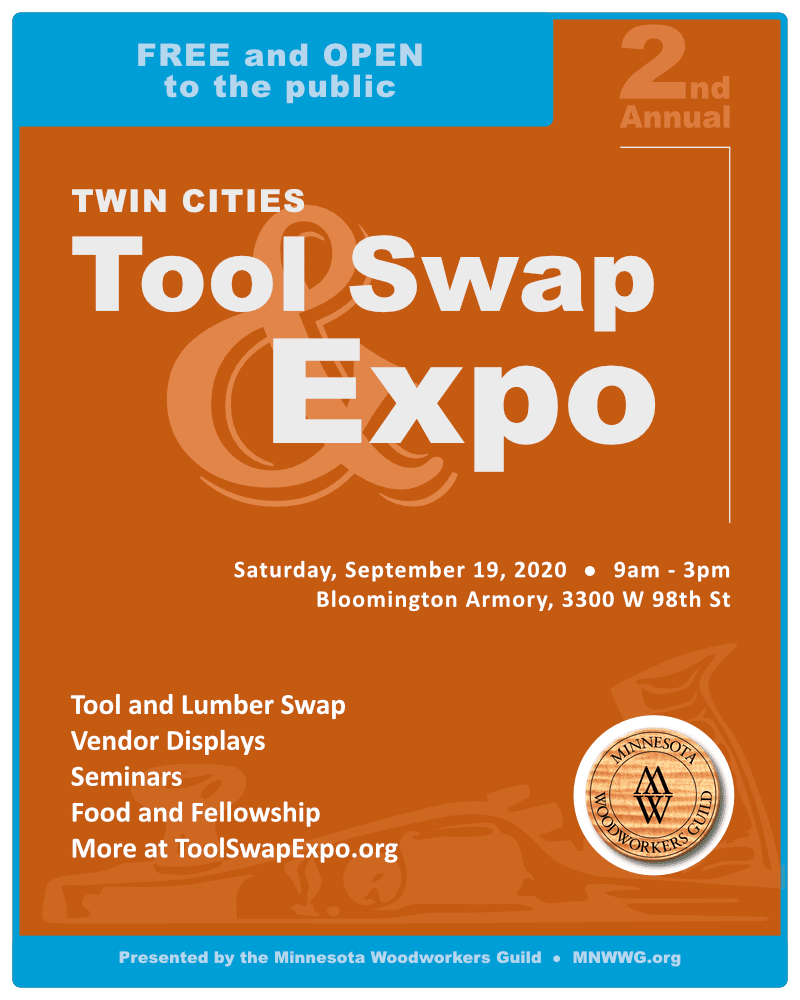 Tool Swap and Expo