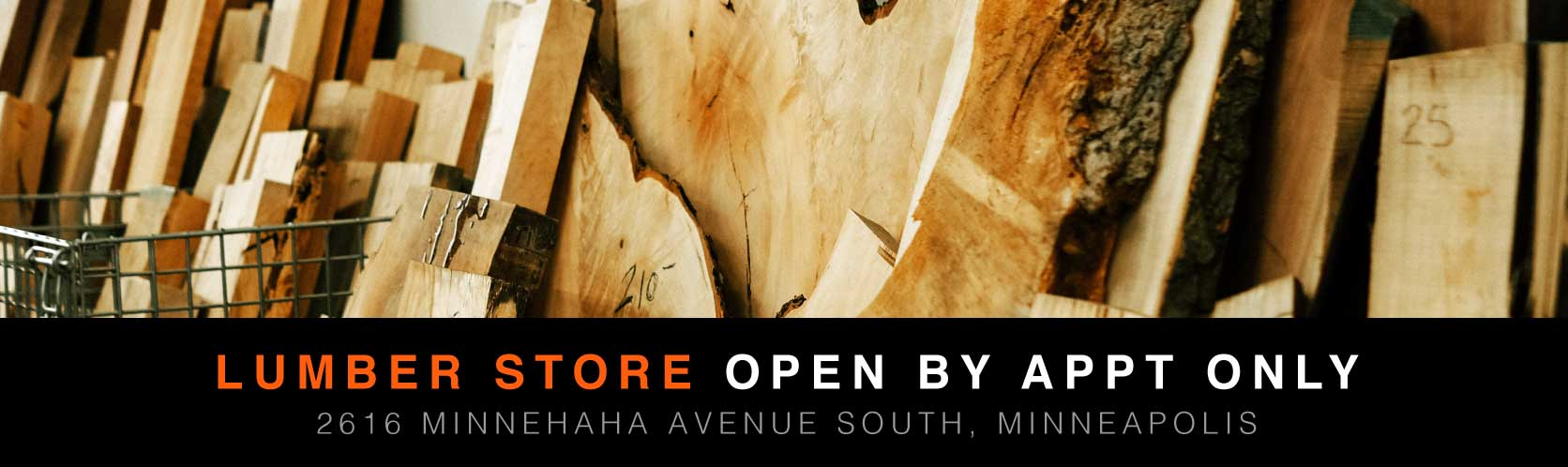 Minneapolis Lumber Store