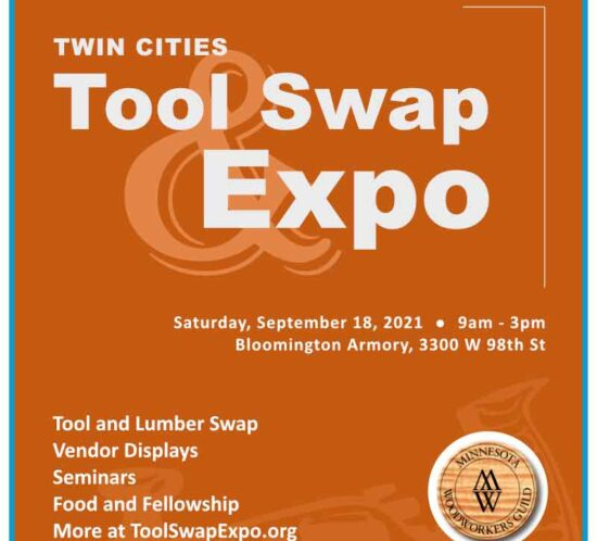 Save the Date: 2021 TOOL SWAP AND EXPO