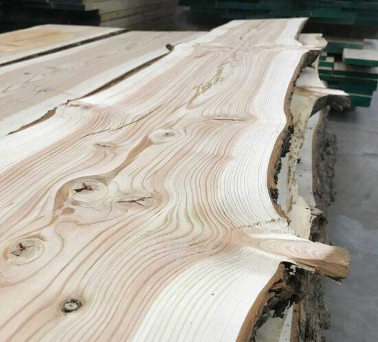 Live Edge Slabs Douglas Fir Wood From The Hood Minneapolis