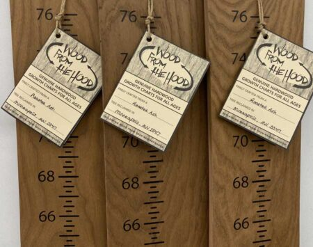 Roasted Ash Growth Chart - Wood From The Hood