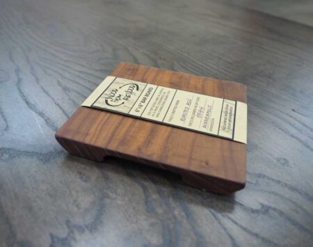 Charcuterie Serving Board - Roasted Ash - Wood From The Hood