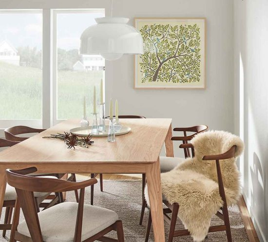 Orlin Tables Wood From The Hood & Room & Board
